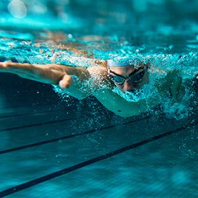 קורסים תחרותיים ועולם המים