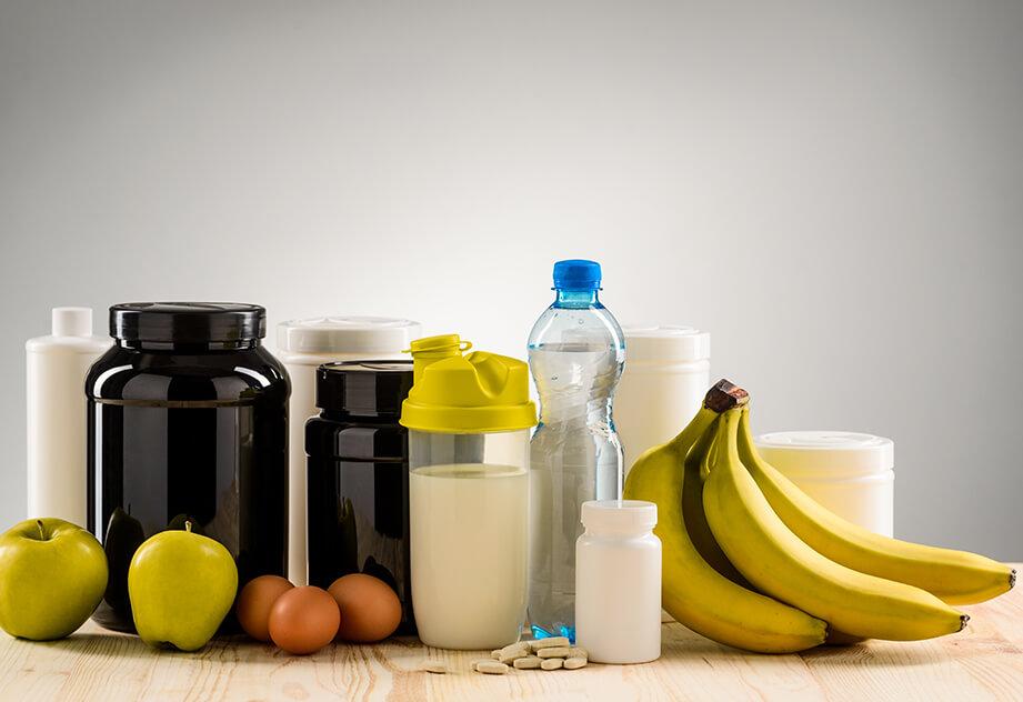 ספירולינה טריה מזון-על טבעי לספורטאים