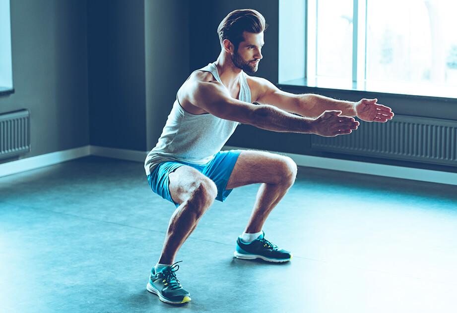 סקווט בטווח תנועה מלא במפרק הברך – מומלץ?