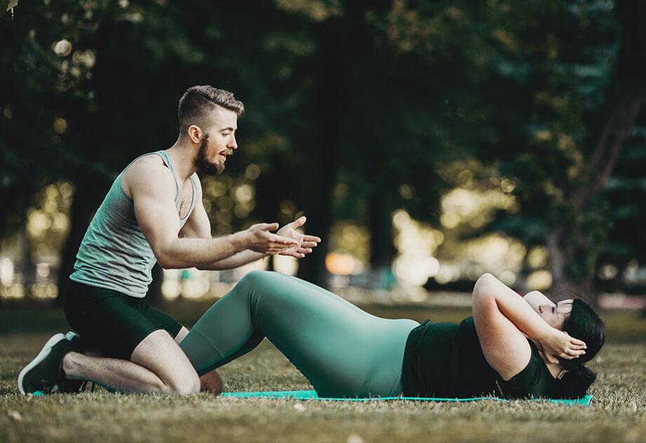 הנחיות שגויות לאימון מתאמנים כבדי משקל