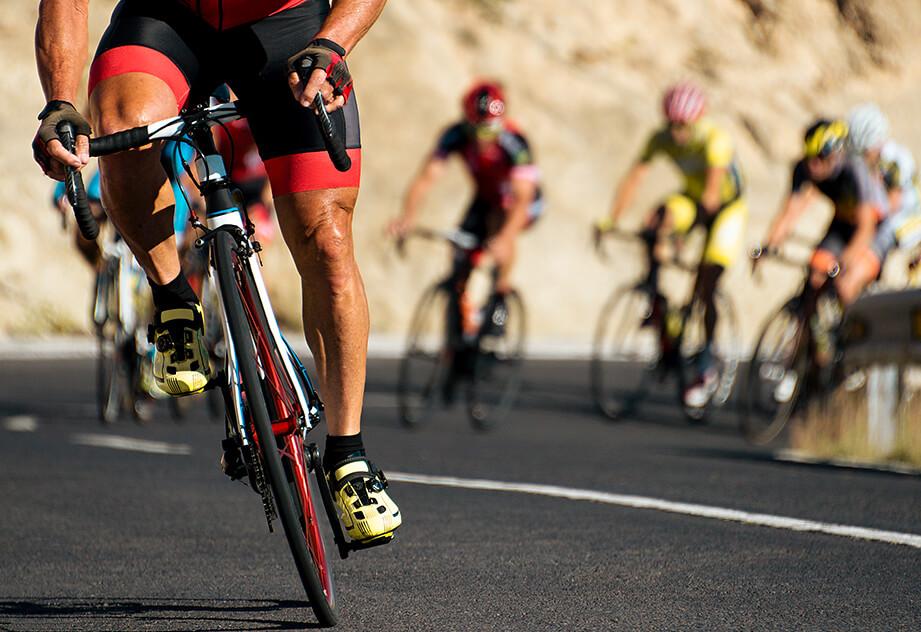 חשיבות הגמישות של פושטי הירך אצל רוכבי אופניים