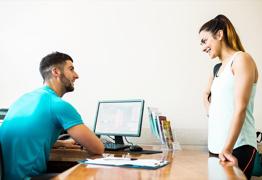איך לעבור ראיון עבודה לחדר כושר?
