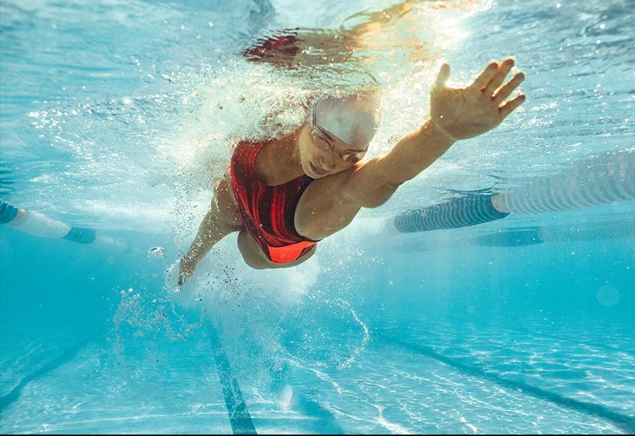 אופן הנשימה (מספר הוצאות הראש מהמים) בעת השחייה וההשפעה על ההוצאה הקלורית
