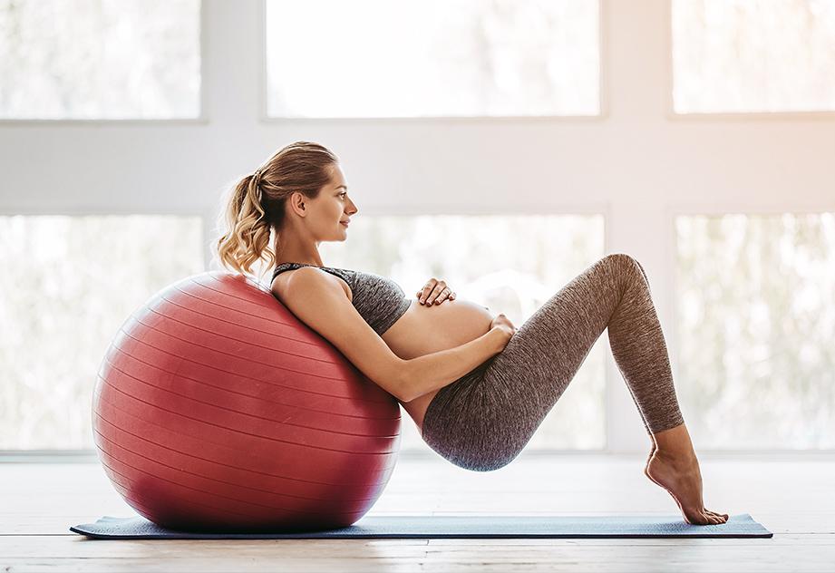 יתרונות האימון בהריון ואחרי לידה/ לירון ביתן