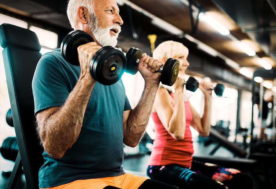 אימון כוח לגיל המבוגר (המלצות)