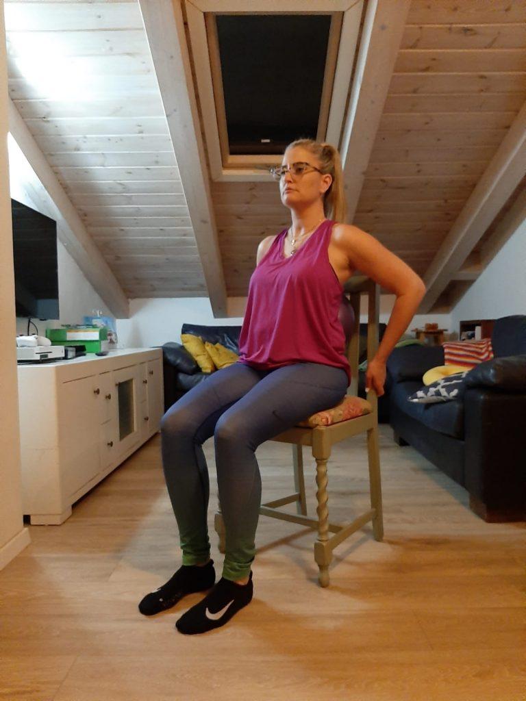 פעילות גופנית בבית